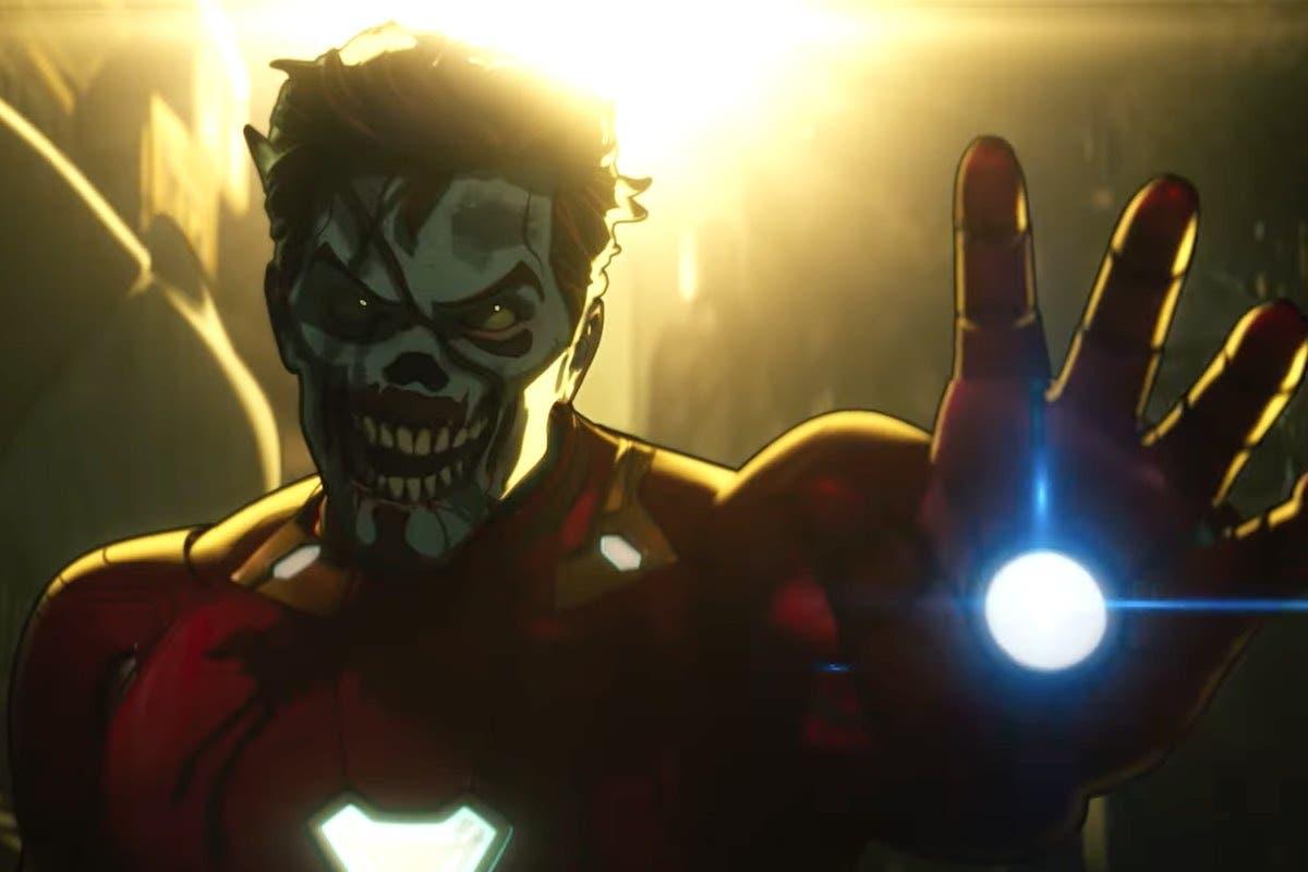 what if marvel serie animada disney plus trailer 1