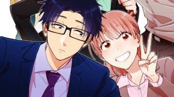 Imagen de Wotakoi: Love Is Hard for Otaku tendrá un manga spin-off