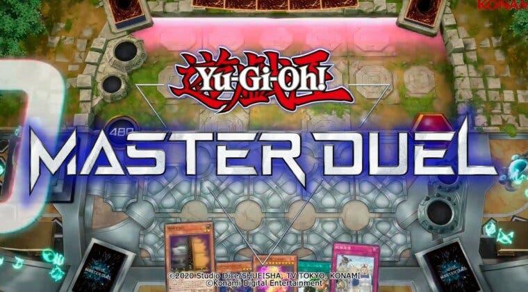 Imagen de Konami anuncia Yu-Gi-Oh! Master Duel para PC, consolas y dispositivos móviles