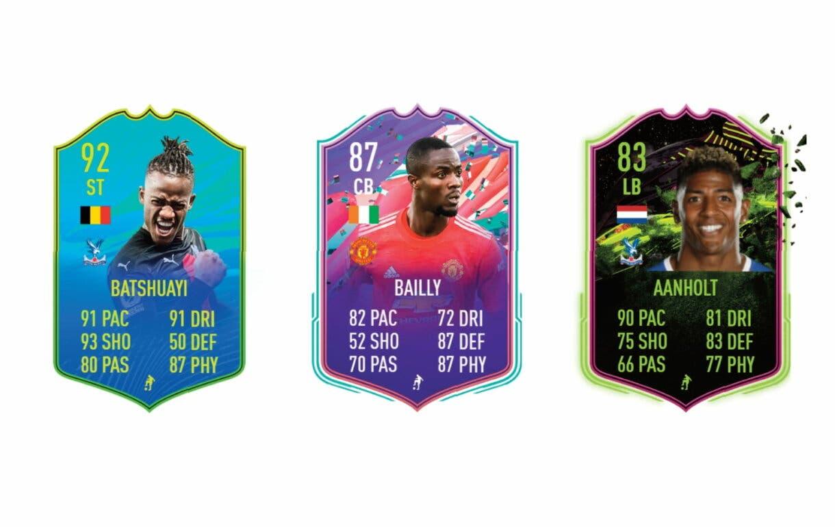 Links verdes de Zaha FUTTIES. FIFA 21 Ultimate Team