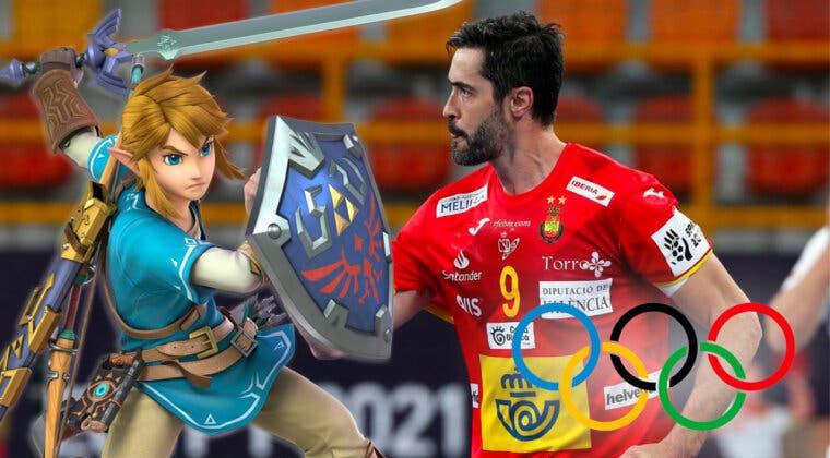 Imagen de Así suena Zelda en los JJOO para acompañar a España: los pelos de punta