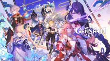 Imagen de Todas las novedades de la 2.1 de Genshin Impact; pesca, nuevos enemigos, personajes y más