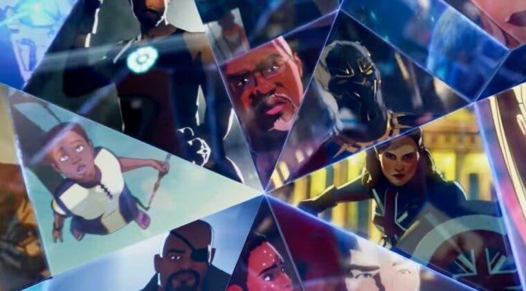 Imagen de Ya puedes ver ¿Qué Pasaría Sí?, la nueva serie de Marvel, en Disney Plus: Capítulos, argumento...