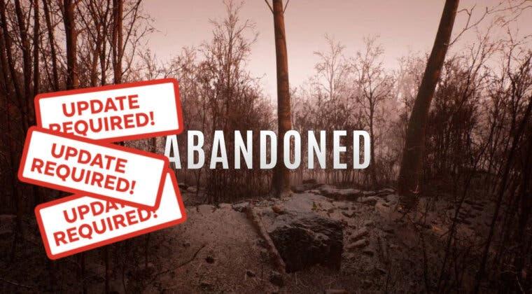 Imagen de Problema con la app de Abandoned en PS5; ¿dónde y cuándo se podrá ver el juego?