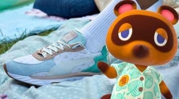 Imagen de ¿Eres fan de Animal Crossing: New Horizons? Pues no te pierdas estas zapatillas y sudaderas oficiales