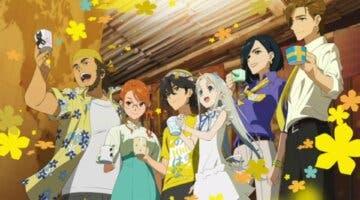 Imagen de Esto es lo que pasa con los personajes de AnoHana 10 años después del anime