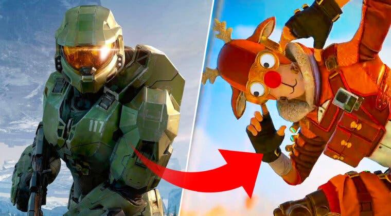 Imagen de Halo Infinite tendría skins y cosméticos muy locos similares a los de Apex Legends, según insider