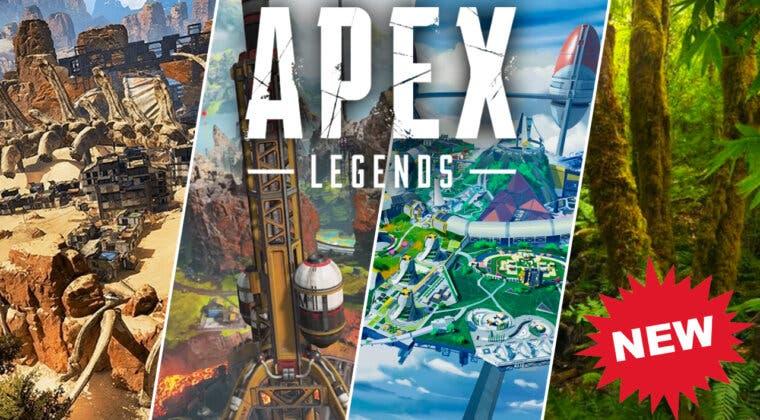 Imagen de ¿Cuándo llegará el nuevo mapa Isla Tropical a Apex Legends? Todos los detalles conocidos hasta ahora