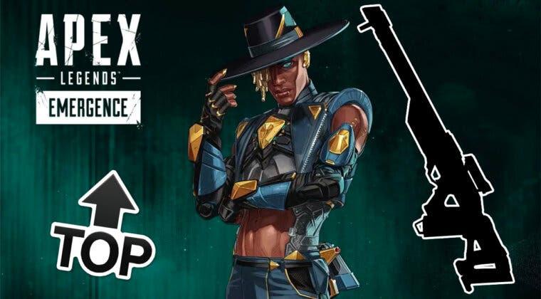 Imagen de Apex Legends: mis mejores armas que están en el meta de la temporada 10