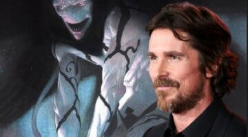 Imagen de Primer vistazo al traje de Christian Bale como Gorr en Thor: Love and Thunder