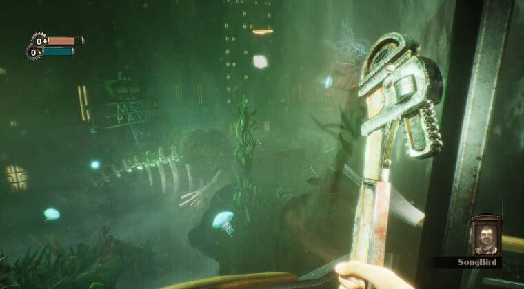 Imagen de Un fan hace un remaster de BioShock con Unreal Engine 5 y se ve de locos