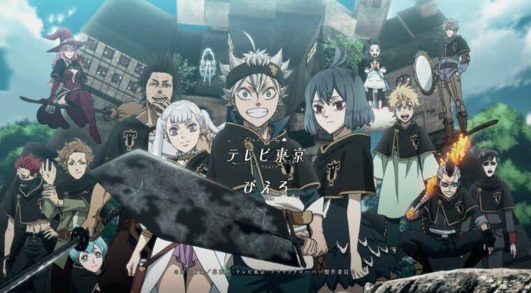 Imagen de Black Clover: 6 motivos por los que deberías ver el anime si aún no lo has hecho