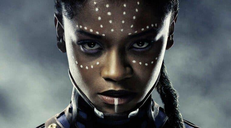 Imagen de Letitia Wright niega que haya hecho comentarios anti-vacuna en el set de Black Panther: Wakanda Forever