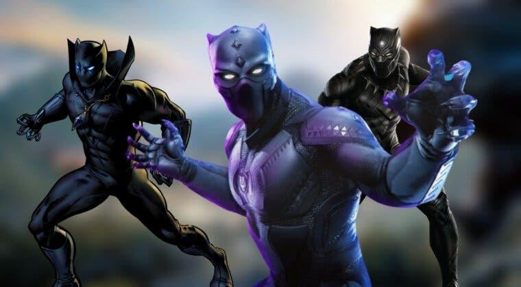 Imagen de ¿El Black Panther de la expansión de Marvel's Avengers está inspirado en los cómics o las películas?