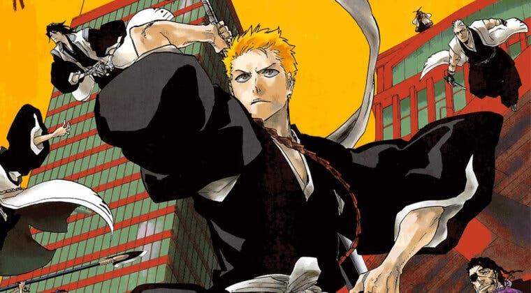 Imagen de El nuevo 'one-shot' de Bleach ya se puede leer en Manga Plus de forma gratuita