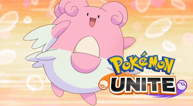 Imagen de Pokémon UNITE añade a Blissey como nuevo personaje: Estas son sus características