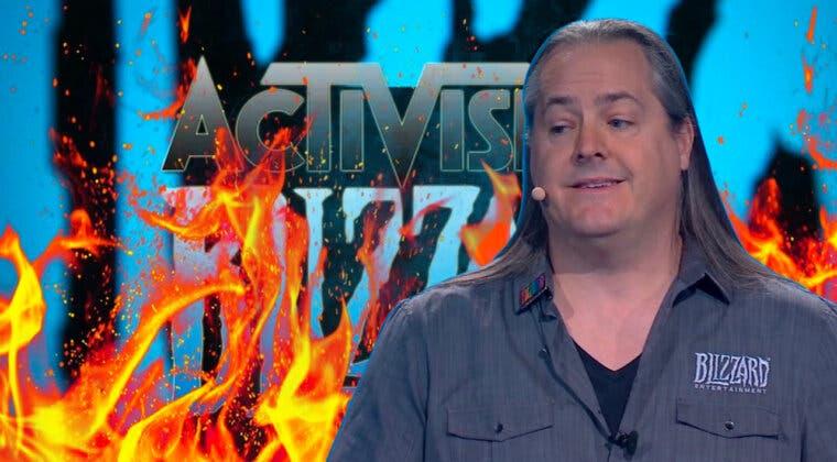 Imagen de J. Allen Brack, presidente de Blizzard, abandona la compañía tras las acusaciones de acoso