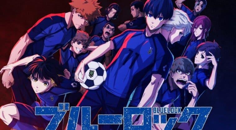Imagen de El anime de Blue Lock muestra su primer tráiler; se estrena en 2022