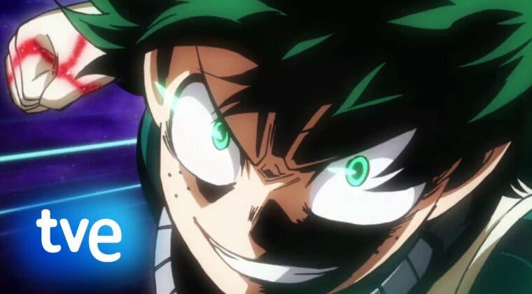 Imagen de TVE incluye el tema principal de Boku no Hero Academia en su nuevo vídeo resumen de los JJOO