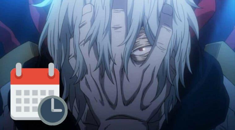 Imagen de Boku no Hero Academia: Horario y dónde ver el episodio 5x21 del anime