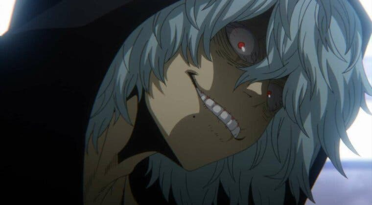 Imagen de El actor de Shigaraki en Boku no Hero Academia cree que el arco de los villanos será un éxito
