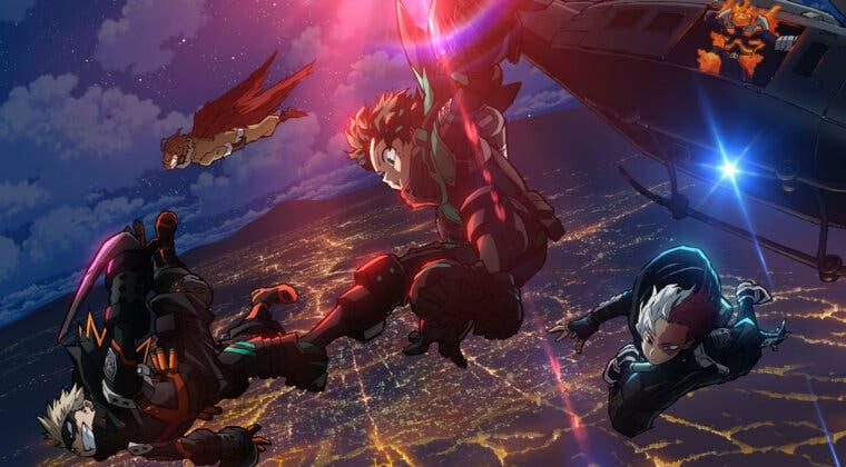 Imagen de Boku no Hero Academia The Movie: World Heroes' Mission fecha su estreno en Occidente