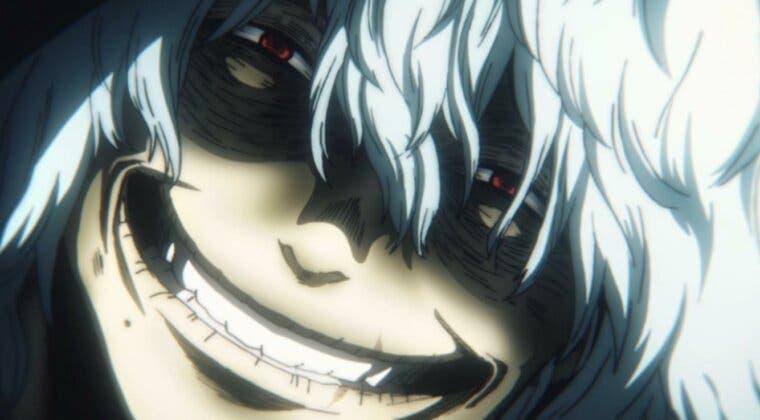 Imagen de Boku no Hero Academia muestra una imagen promocional de 'My Villain Academia' en la temporada 5