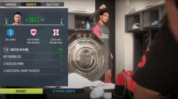 Imagen de FIFA 22: el Modo Carrera de Jugador se renueva con todas estas novedades
