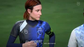 Imagen de FIFA 22: primer vistazo a las novedades de Clubes Pro (personajes femeninos, sistema de progresión, nueva personalización de estadio...)