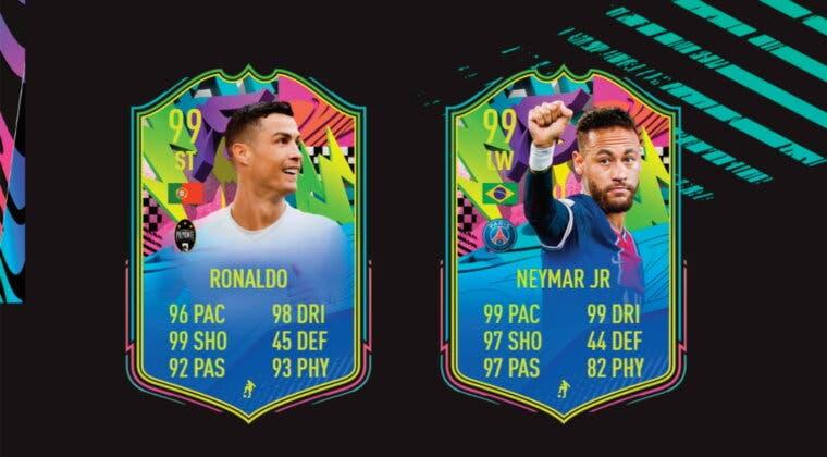 Imagen de FIFA 21: ya podemos probar gratuitamente algunas de las mejores cartas de Ultimate Team como cedidas y conseguir recompensas de FIFA 22 con ellas
