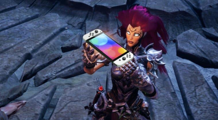 Imagen de Confirmado: Darksiders III llegará a Switch, ya tenemos los primeros detalles