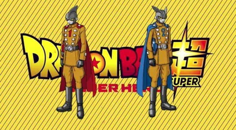 Imagen de Dragon Ball Super: Super Hero da más detalles de sus misteriosos y nuevos personajes