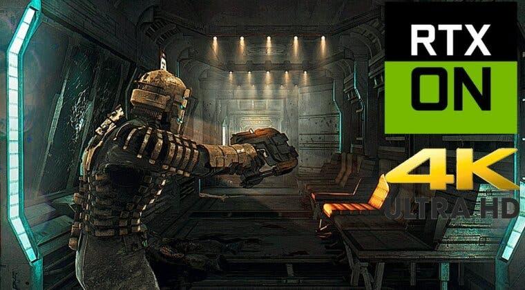 Imagen de ¿Ganas de Dead Space Remake? Juega ahora al juego original a 4K y con ray tracing