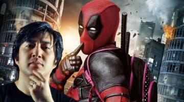 Imagen de El creador de No More Heroes, abierto a trabajar con Marvel en juegos de personajes como Deadpool