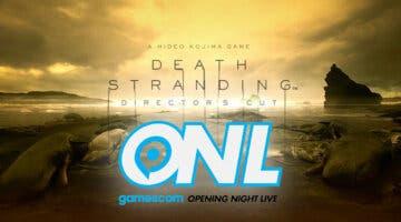 Imagen de Death Stranding Director's Cut podría volver a mostrarse en la Gamescom (Opening Night Live)