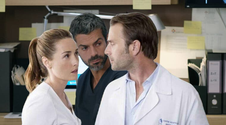 Imagen de Así son DOC y Nina, las dos series médicas que estrena esta noche Telecinco