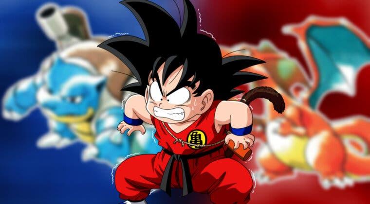 Imagen de La versión francesa de Pokémon Rojo/Azul incluye una curiosa referencia a Dragon Ball