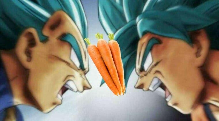 Imagen de Dragon Ball: Estas son todas las hortalizas que dan nombre a los saiyans del anime