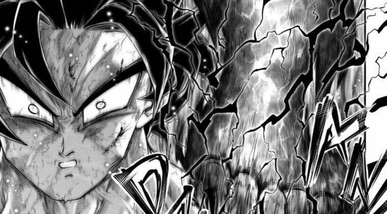 Imagen de Dragon Ball Kakumei es un espectacular manga hecho por fans que no te puedes perder