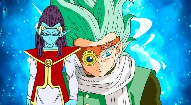 Imagen de Dragon Ball Super: ¿Acabará siendo Gas el verdadero villano del arco de Granolah?