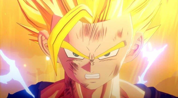 Imagen de Así ha cambiado Gohan de Dragon Ball Z a Dragon Ball Super