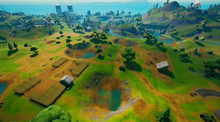 Imagen de Así cambia el mapa de Fortnite de cara a la Temporada 8 con la actualización 17.50