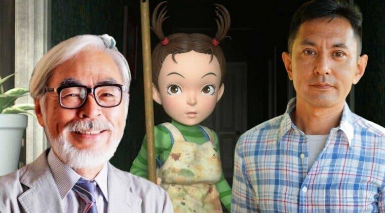 Imagen de Hayao Miyazaki cree que su hijo Goro hizo un gran trabajo con Earwig y la Bruja