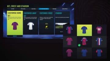 Imagen de FIFA 22: así funciona el nuevo creador de club y estadio para Modo Carrera