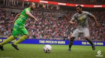 Imagen de Se filtra un gran gameplay de eFootball 2022 y las reacciones de los jugadores no son positivas