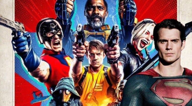 Imagen de El Escuadrón Suicida: James Gun quería que Superman fuera el villano de la película