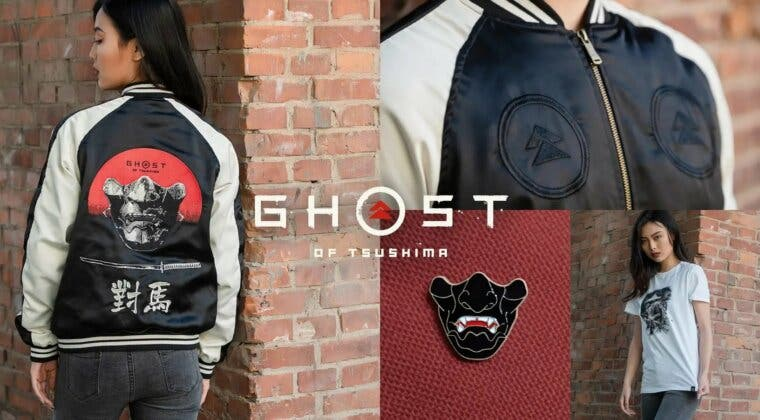 Imagen de Ghost of Tsushima tiene una increíble nueva línea de ropa y accesorios