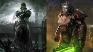Imagen de ¿Fallout o Dishonored? Bethesda lo tiene claro en estas ilustraciones, yo no tanto; ¿y tú?