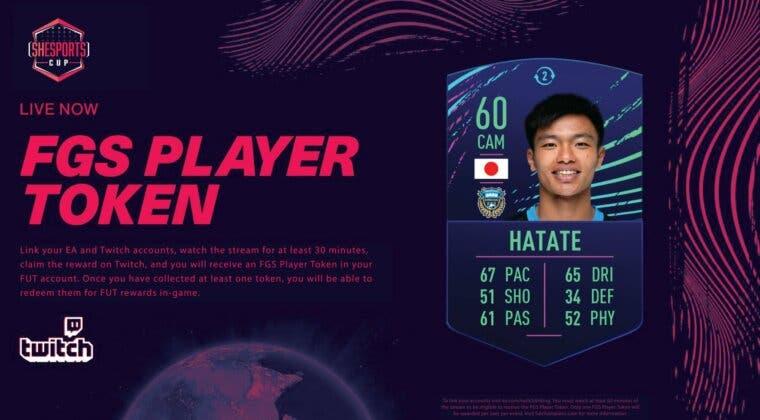 Imagen de FIFA 21: solo ahora puedes conseguir el último token FGS de la temporada