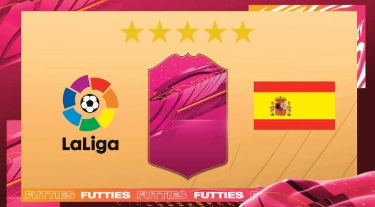 Imagen de FIFA 21: el nuevo FUTTIES gratuito es uno de los mejores delanteros de Liga Santander y España